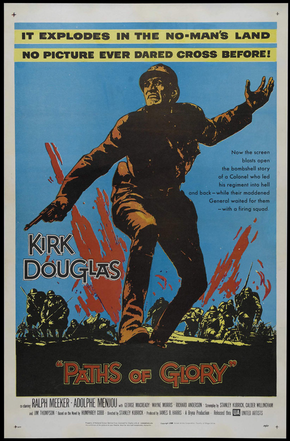 paths of glory movie poster 1957 1020420993