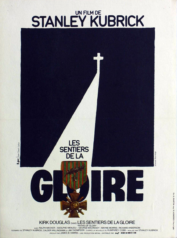 paths of glory movie poster 1957 1020420997